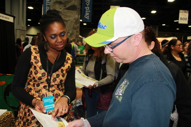 D Exhibition Zambia : Zambia attracts visitors at travel show embassy of