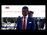 Inauguration Ceremony of Edgar Lungu